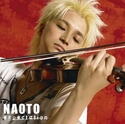 USED【送料無料】expectation(初回生産限定盤)(DVD付) [Audio CD] NAOTO