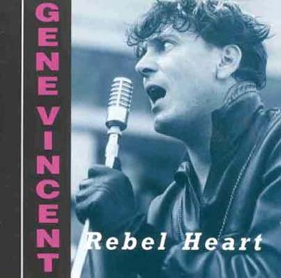 USED【送料無料】Rebel Heart [Audio CD] Gene Vincent