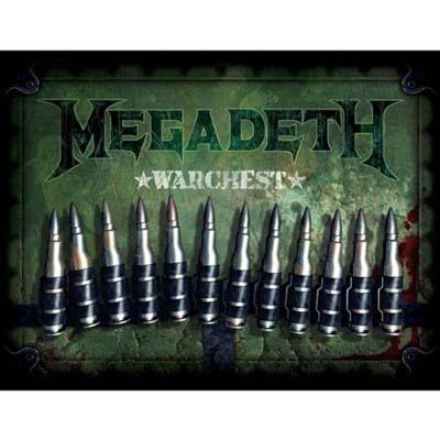 USED【送料無料】Warchest [Audio CD] Megadeth