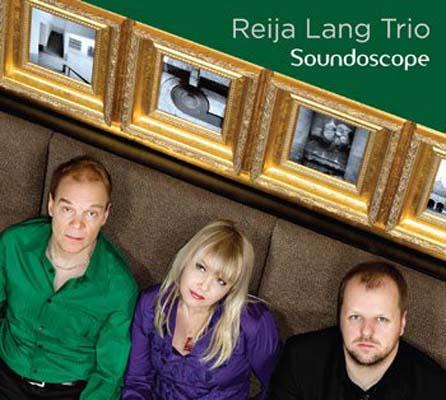 USED【送料無料】Soundoscope [Audio CD] Reija Lang Trio