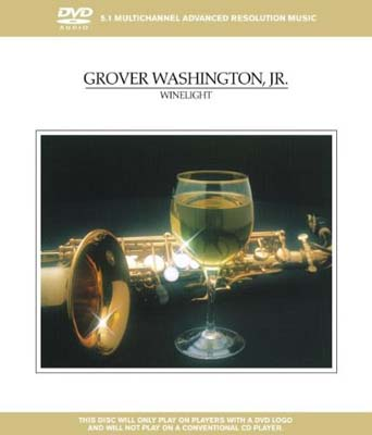送料無料【中古】Winelight [DVD Audio] Washington Jr, Grover