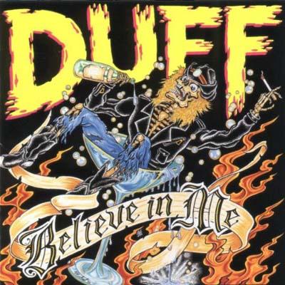 送料無料 中古 お見舞い Believe in Me 豪華な Mckagan Duff CD Audio