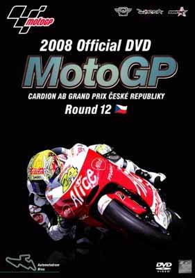 USED【送料無料】2008 MotoGP Round12 チェコGP [DVD] [DVD] (2008) ダニ・ペドロサ; 中野 真矢; アンドレア・ドビツィオーソ [DVD]
