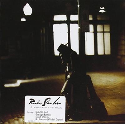 送料無料 中古 Stranger in 有名な This Richie Audio Town Sambora CD ついに入荷
