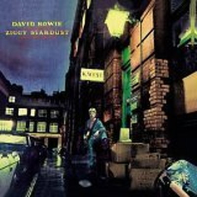 送料無料【中古】Rise & Fall of Ziggy Stardust & Spiders From Mars [Audio CD] Bowie, David