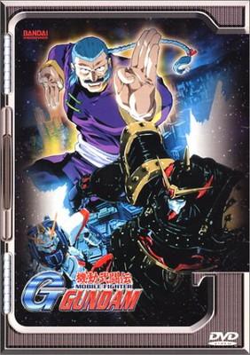 送料無料 中古 受注生産品 Mobile Fighter Gundam Box 完売 Import DVD 1