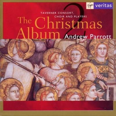 送料無料 中古 The Christmas Album Vol.2 Audio Parrot Players Cons; CD Taverner and 70%OFFアウトレット 安値