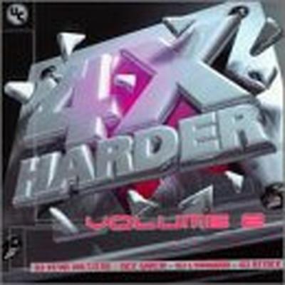 送料無料 市場 中古 4 X Harder Artists 2 CD お得なキャンペーンを実施中 Various Audio