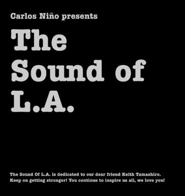 送料無料 国産品 中古 CARLOS NINO PRESENTS THE SOUND OF L.A. Audio CD パートナーズ ニーニョ; カット and 売店 フライング クリエイティヴ サーラー ケミスト; デイデラス ロータス; カルロス