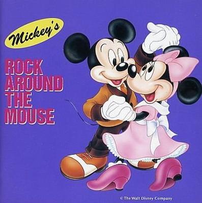 デポー 送料無料 中古 ミッキーのロック アラウンド Audio ディズニー バーゲンセール and リチャード リトル CD