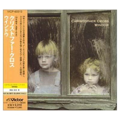 USED【送料無料】ウインドウ [Audio CD] クリストファー・クロス