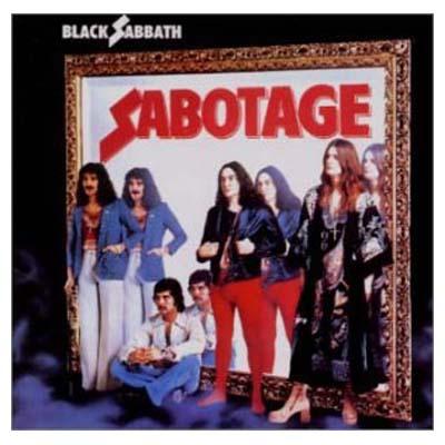 USED【送料無料】サボタージユ [Audio CD] ブラック・サバス