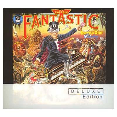 USED【送料無料】キャプテン・ファンタスティック+16(デラックス・エディション) [Audio CD] エルトン・ジョン