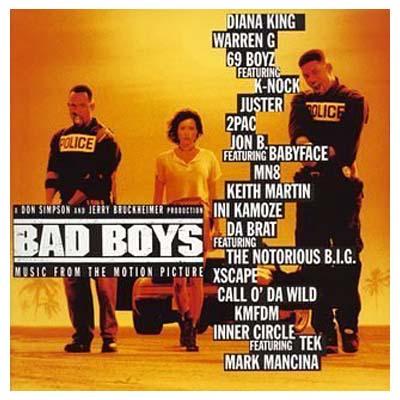 USED【送料無料】BAD BOYS(サントラ) [Audio CD] サントラ; ブラット; エクスケイプ; コール・オー・ダ・ワイルド; KMFDM; インナー・サークル; マーク・マンシナ; ダイアナ・キング; ウォーレンG; 69 BOYZ and ジャスター