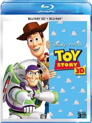 送料無料 中古 トイ ストーリー 3Dセット Blu-ray 送料無料新品 即納送料無料