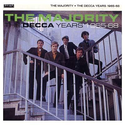 USED【送料無料】The Decca Years 1965-68 [Audio CD] The Majority