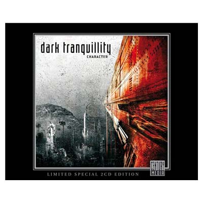 USED【送料無料】Character (limited MFTM 2013 edition) [Audio CD] Dark Tranquillity