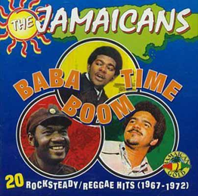 USED【送料無料】Baba Boom Time [Audio CD] Jamaicans, the