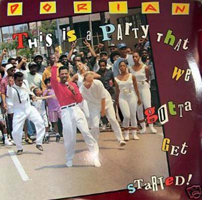 USED【送料無料】This Is a Party That We Gotta Get Started [Audio CD] Dorian