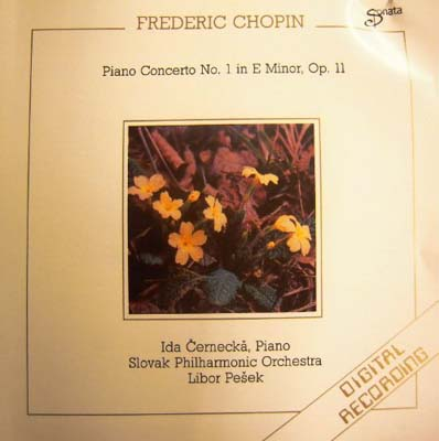 USED【送料無料】Chopin Piano Concerto No 1 in E Minor (Opus 2) [UK Import] [Audio CD]