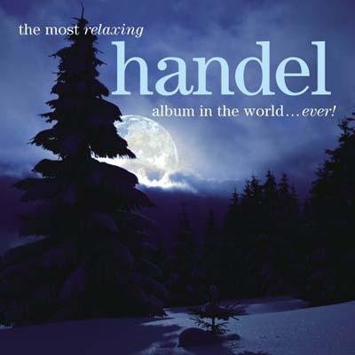 USED【送料無料】Most Relaxing Handel Album in the World Ever [Audio CD] Most Relaxing Handel