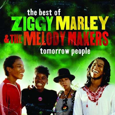 USED【送料無料】Tomorrow People/ the Best of Z [Audio CD] Ziggy Marley and The Melody Makers