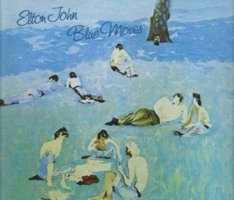 USED【送料無料】Blue Moves [Audio CD] John, Elton