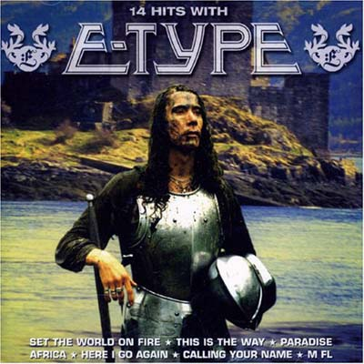 USED【送料無料】14 Hits [Audio CD] E-Type