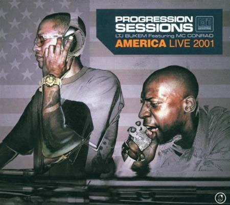 USED【送料無料】Progression Sessions, America Live 2001 [Audio CD] Ltj Bukem