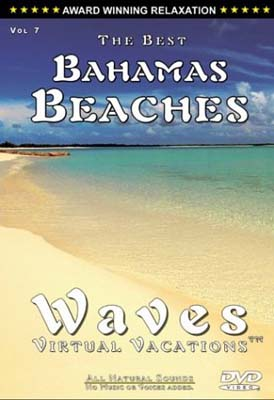 USED【送料無料】The Best Bahamas Beaches: Waves Virtual Vacations Vol.7 [DVD]