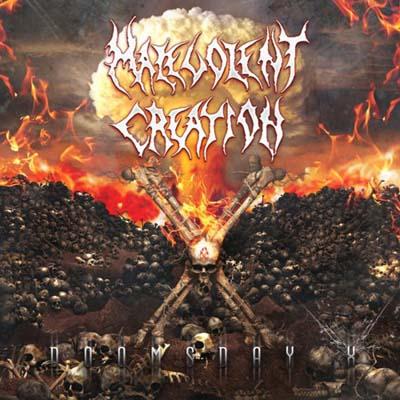 USED【送料無料】Doomsday X [Audio CD] Malevolent Creation