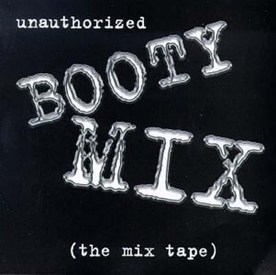 USED【送料無料】Unauthorized Booty Mix [Audio CD] Various Artists