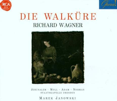 USED【送料無料】Wagner;Die Walkure [Audio CD] Janowski, Marek