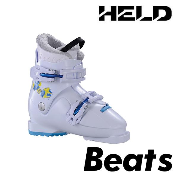 ヘルト ビーツ ジュニア スキーブーツ HELD Beat WT 20-23cm 子供用 スキー靴 スキーブーツ 2バックル