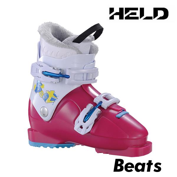 ヘルト ビーツ ジュニア スキーブーツ HELD Beat DP/WT 子供用 スキー靴 スキーブーツ 2バックル