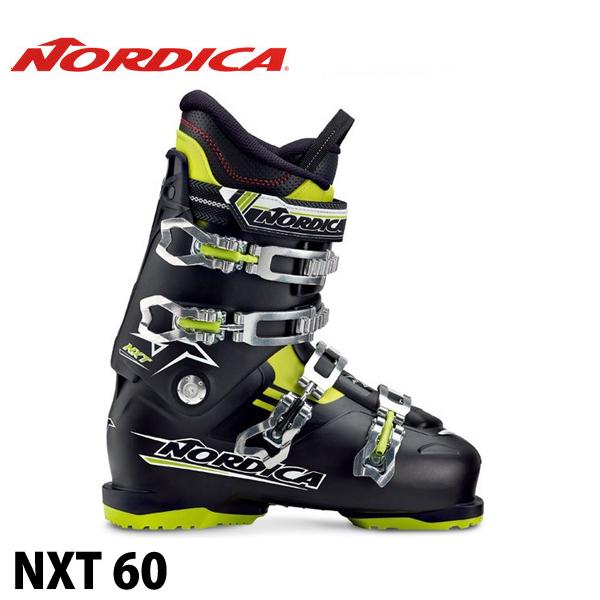 ノルディカ ネクスト60 NORDICA NXT 60 大人用 メンズ 初心者 エントリー スキーブーツ 男性用 日本正規品
