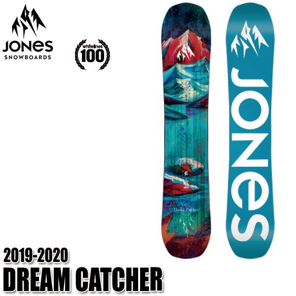 予約商品 19-20 ジョーンズ ドリームキャッチャー JONES DREAM CATCHER スノーボード スノボ 板 レディース 女性用 2020
