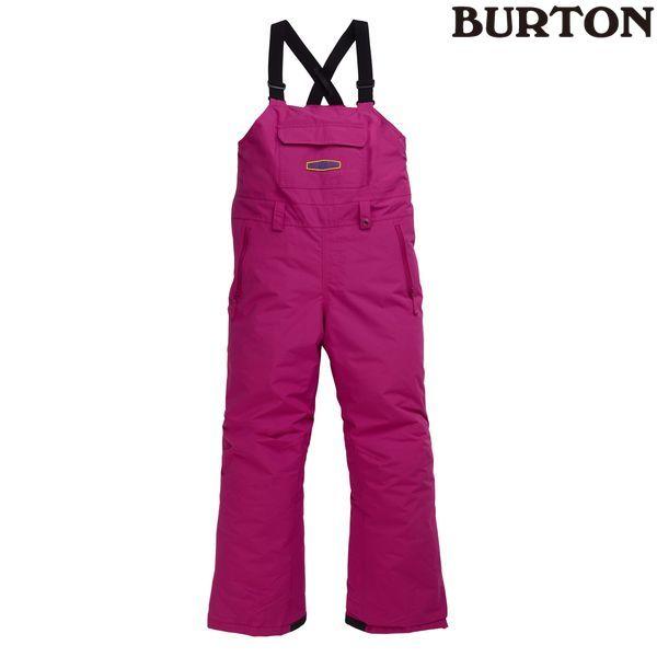 2019年10月~11月頃の発送予定 19-20 バートン BURTON Kids' Skylar Bib スノーウェア Pant 日本正規品 キッズ 子供用 当店限定販売 2020 パンツ 『4年保証』