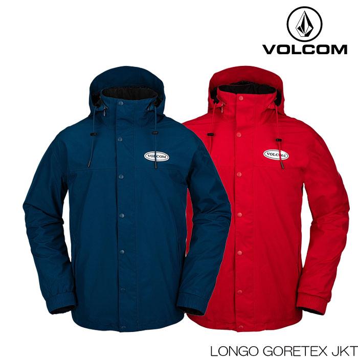 Arthur Longoモデル マラソン限定 9 19 20時~エントリーでP10倍 ボルコム ウェア ジャケット G0652112 信託 配送員設置送料無料 20-21 GORE-TEX 日本正規品 LONGO VOLCOM JACKET