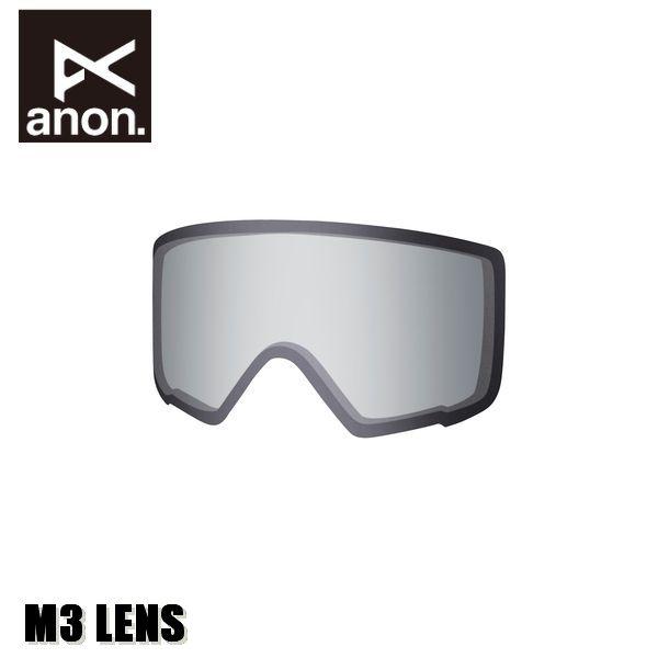 19-20 アノン anon M3 Lens レンズ メンズ 男性用 2020 日本正規品 予約