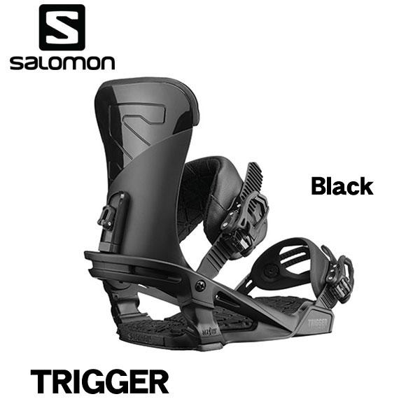 サロモン トリガー SALOMON TRIGGER メンズ ビンディング バインディング スノーボード