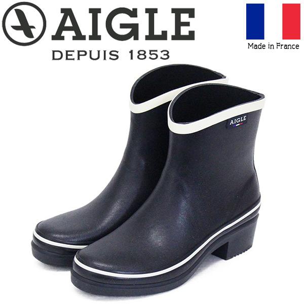 正規取扱店 AIGLE (エーグル) ZZF8497 MISS JULIETTE BOTTILLON POP ミスジュリエット ボッティロン ポップ レディース 002 DARKNAVY/WHITE AGL015