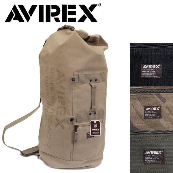 正規取扱店 AVIREX (アヴィレックス) AVX308L ボンサック ショルダーバッグ 全4色