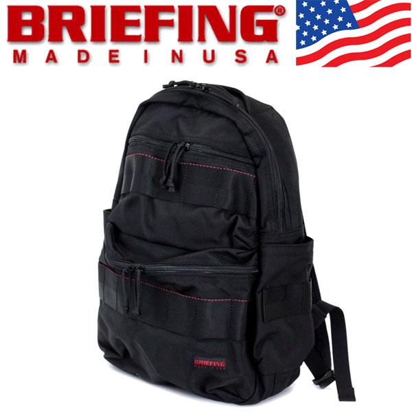 正規取扱店 BRIEFING (ブリーフィング) BRF136219-010 ATTACK PACK (アタックパック) BLACK BR279
