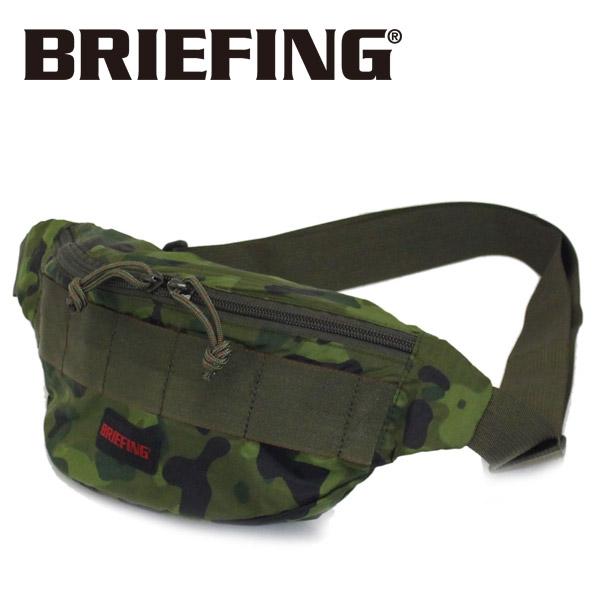 正規取扱店 BRIEFING (ブリーフィング) BRM181204-163 MINI POD SL PACKABLE (ミニポッド SL パッカブル) TROPIC CAMOUFLAGE BR366