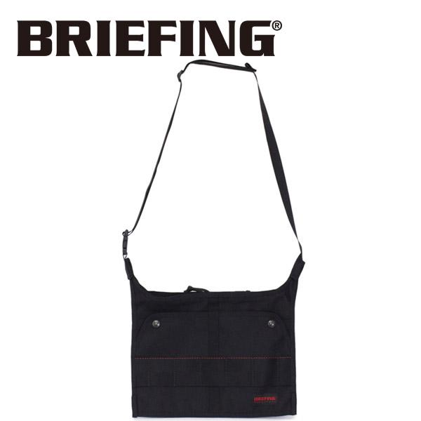 正規取扱店 BRIEFING (ブリーフィング) BRM183206 T-SACOCHE Tサコッシュ ショルダーバッグ BLACK BR415