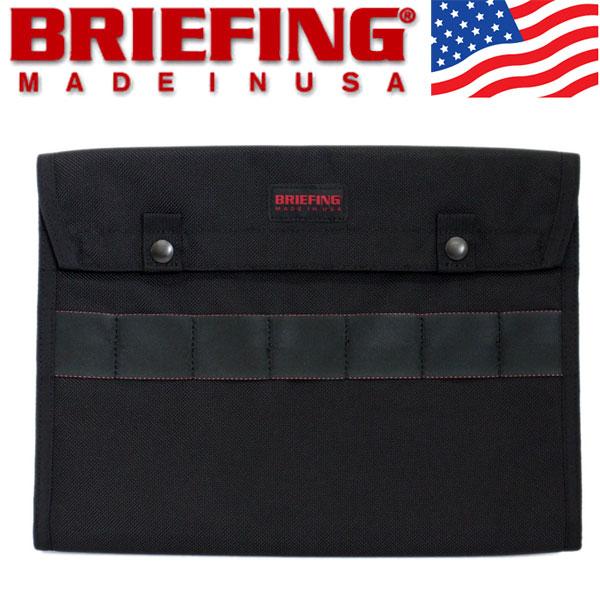 正規取扱店 BRIEFING (ブリーフィング) BRF487219-010 DOCUMENT CASE (ドキュメントケース) BLACK BR290