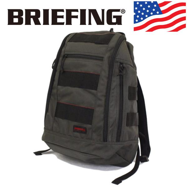 正規取扱店 BRIEFING (ブリーフィング) BRF508219-011 GRAVITY PACK グラビティーパック バックパック STEEL BR432