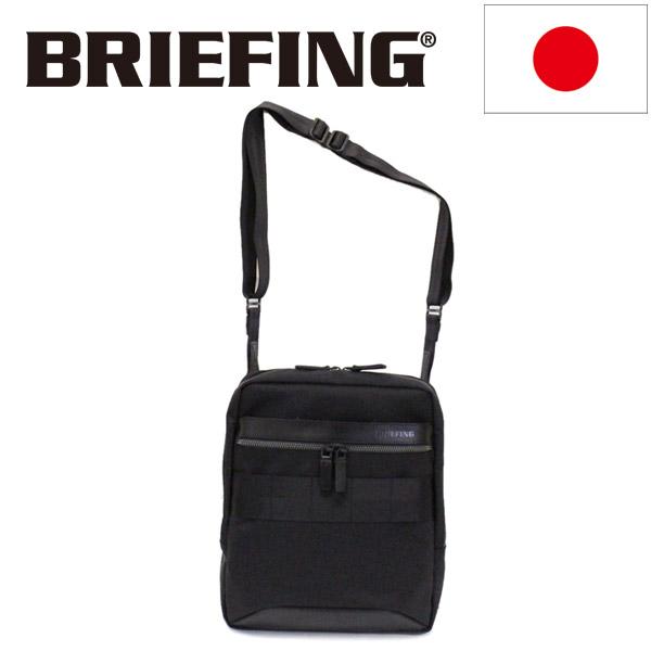 正規取扱店 BRIEFING (ブリーフィング) BRA193L06 FUSION TAP SAC ショルダーバッグ 日本製 010 BLACK BR490