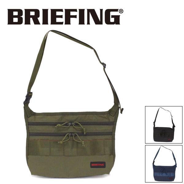 正規取扱店 BRIEFING (ブリーフィング) BRA193L20 MULTI SACOCHE マルチサコッシュ ショルダーバッグ 全3色 BR487